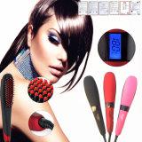 공장 세대 3 Nasv300 LCD 전기 머리 직선기 솔 Beautystar