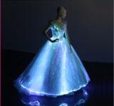 Стекловолокно одевая высокотехнологичный способ платья одежды способа тканья волокна удобный и нежность