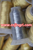 50gram Packing von Metallic Yarn