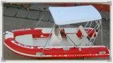 3.9м, Надувная лодка с стеклопакетами Халл