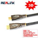 Высокоскоростной кабель HDMI 2.0 с Ethernet (M/M HDMI к HDMI, YLC-8011A)