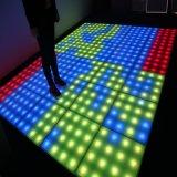 diodo emissor de luz Dance Floor do efeito 3D