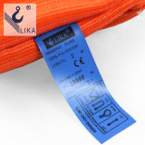 10 tonnellate di 100%Polyester di imbracatura della tessitura