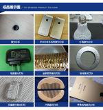 Máquina del grabador del laser de la fibra de la eficacia alta para las piezas de metal