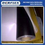 Dos noir Matériau PVC Bannière d'approvisionnement en usine