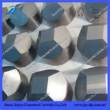 Diamant Cutting Use Sintered Tungsten Carbide Six Faces 110mm Anvil