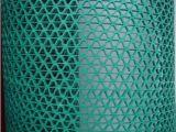 Tapis de serpent en PVC, carreau creux en PVC, tapis S