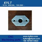 Präzision CNC-maschinell bearbeitenmetalteile/Werkstücke/Produkte