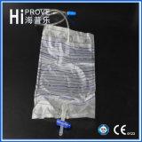 Urinausscheidender Urin-Ansammlungs-Entwässerung-Wegwerfbeutel/Urin-Beutel