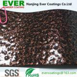Revestimento em pó de cobre antigo tinta em pó