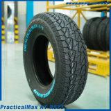 Давление в шинах автомобиля автомобиль радиальных шин Lt265/75R16 Lt285/75R16 ЛЕГКОВЫХ ШИН ПЦР с высоким качеством воздуха в шинах