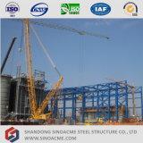 Sinoacme Industrial Prefabricados de estructura de acero pesado la construcción de la fabricación