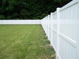 Jardin Semi-Privacy clôture PVC