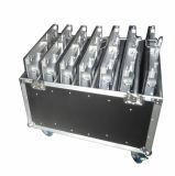Painel de exposição de alumínio de fundição do diodo emissor de luz (P6, P4.8, a elevação P4 refrescam a taxa, o sistema de Novastar)