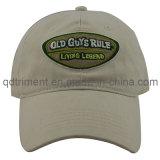 Le coton de mode labourent la casquette de baseball de golf de sport de broderie (TMB0911)
