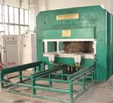 Máquina de goma de la placa para la máquina de goma de la banda transportadora del vulcanizador