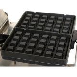 [120فك] تطبيق تحميص آلة مربّع لوحة بلجيكا كعكة خبّاز