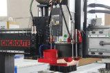 Macchina di cartone corrugato d'oscillazione 2040 della Tabella di taglio di Carboard della lama di CNC con il commutatore automatico dello strumento del carosello di Atc