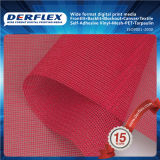 Tessuto di maglia rivestito di plastica del PVC della maglia della maglia rivestita del PVC