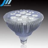 12*1W PAR Spotlight radiador de alumínio (JM-P312E)