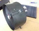 Montierungs-Solarabsaugventilator der Wand-14 '' 15W mit 25W 9.6ah Batterieanlage (SN2013015)