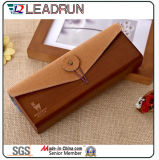 Caixa de indicador plástica de empacotamento da caixa de embalagem da caixa da pena do indicador do papel da caixa da pena do presente do lápis da madeira (YSN10)