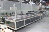 Linha de perfil de PVC / linha de perfil de plástico / linha de perfil WPC / linha de extrusão de perfil / máquina de fazer perfil de plástico