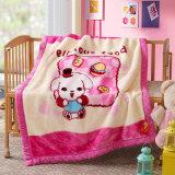 Doppio Thick Raschel Blanket per Children