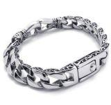 Form-Retro Edelstahl-Armband-Mann-Armband