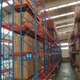 Сверхмощные селективные шкафы и полки паллета для хранения пакгауза
