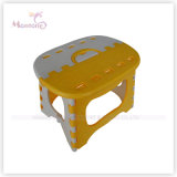Plastic solido Foldable Stool per Easy Storage