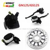 Gn125/GS125のためのWw-5228オートバイの部品ブレーキレバー