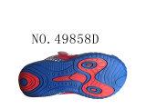 Nr 49858 Vier Schoenen van de Voorraad van de Sport van het Jonge geitje van Kleuren