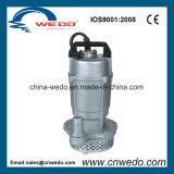 Bomba sumergible de alta calidad de la serie de Qdx con el interruptor del flotador