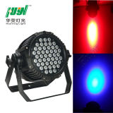 防水54PCS* 3W LEDs RGBWの屋外の標準