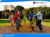 Спортивная площадка вращающееся кресло смешная напольная для малых малышей