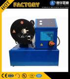 Machine sertissante de boyau hydraulique pour l'amortisseur de ressort de suspension d'air