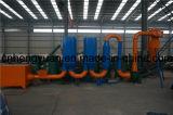 Flux d'air Rotary Drum Wood Sawdust Dryer avec du CE