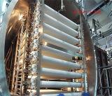 Secador de vácuo para matéria-prima de temperatura sensível