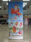 立場BannerかPortable BannerまたはDIGITAL Printing Durable Stand Flag、Display Banner (SF-002)の上のRoll