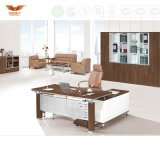 Móvel de escritório moderno L Shape Executive Desk (HY-BT09)