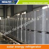 Congélateur profond de Refrigertator d'énergie solaire de C.C de constructeur de la Chine