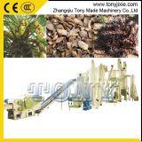 Faible consommation Pellet ligne 1-1.5T/H Paille de riz complet usine de bouletage