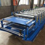 1100/1050/828 máquina esmaltada antigüedad de la azotea de azulejo