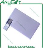 Kreditkarte USB-Blitz-Laufwerk mit kundenspezifischem Firmenzeichen 33