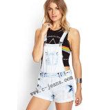 Sexy Jeans cortos 2015 Nueva Moda Mujer Jeans (14171)