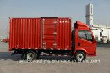 Sinotruk HOWO mini camion de cargaison de type de cadre de 5 tonnes
