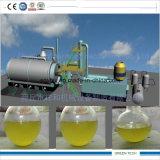 고무 폐기물 열분해 기계 12ton Gettting 열분해 기름