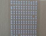 Redondo de papel de la etiqueta engomada del cambio del color de agua de la alta calidad para el teléfono celular
