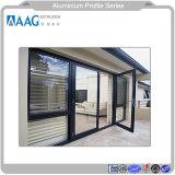 Materiale della lega di alluminio per il portello della finestra di alluminio e dell'alluminio del tubo di alluminio di alluminio del blocco per grafici e la parete divisoria